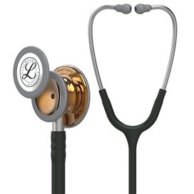 Littmann Classic III Stethoscope 5646 High Polish Copper Black
