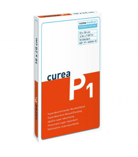 Curea P1 SuperCore wondverband 10 x 20 cm steriel 10St.