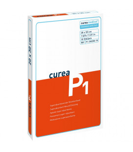 Curea P1 SuperCore wondverband 20 x 30 cm steriel 10St.