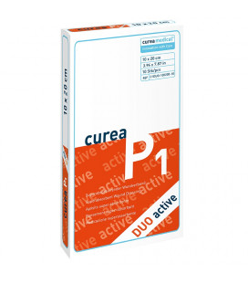 Curea P1 SuperCore wondverband Duo active 10 x 20 cm steriel 10St.